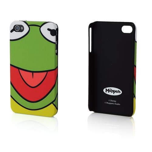 Kermit Muppet iPhone 4S Case