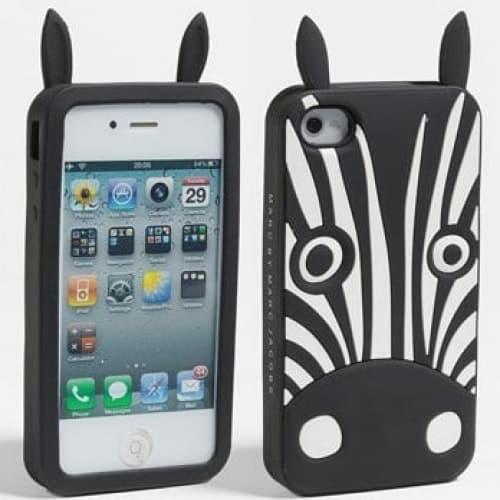 Marc Jacobs Julio the Zebra iPhone 5 Case