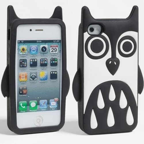 Marc Jacobs Javier the Owl iPhone 4 4S Case