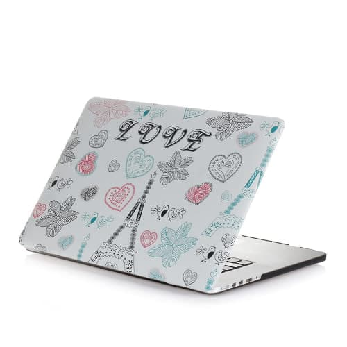 MacBook Pro Skin Shell Full Body Case for MacBook Air Pro Retina 11 13 15 All Models Love