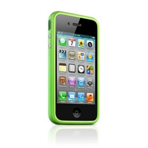 Apple Bumper Green for iPhone 4 4S (MC671ZM/B)