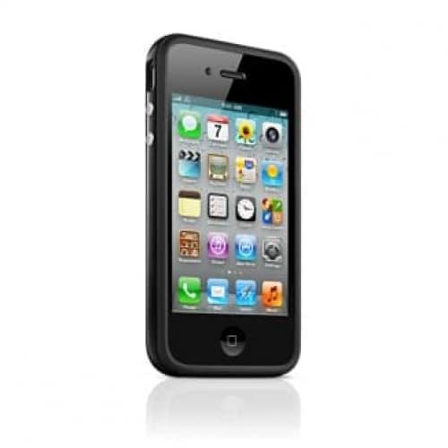 Apple Bumper Black for iPhone 4 4S (MC839ZM/B)