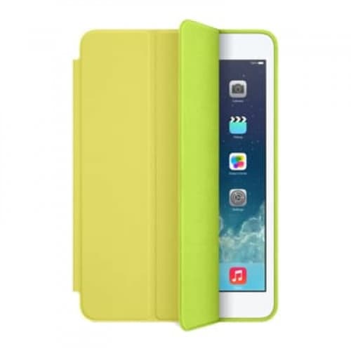 Smart Case for Apple iPad Mini and iPad Mini Retina Yellow