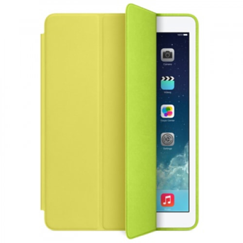 Smart Case for Apple iPad Air Yellow