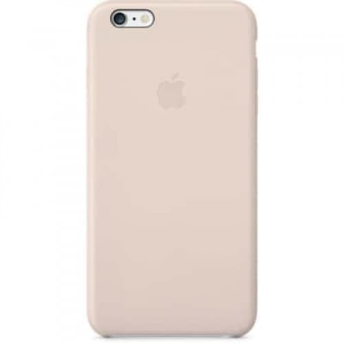 Leather Case for Apple iPhone 6 Plus Soft Pink