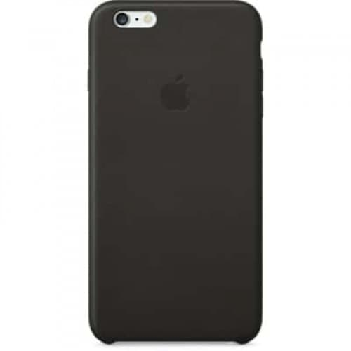 Leather Case for Apple iPhone 6 Plus Black