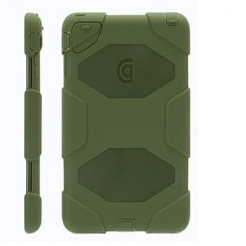 Griffin Survivor Olive for iPad Mini