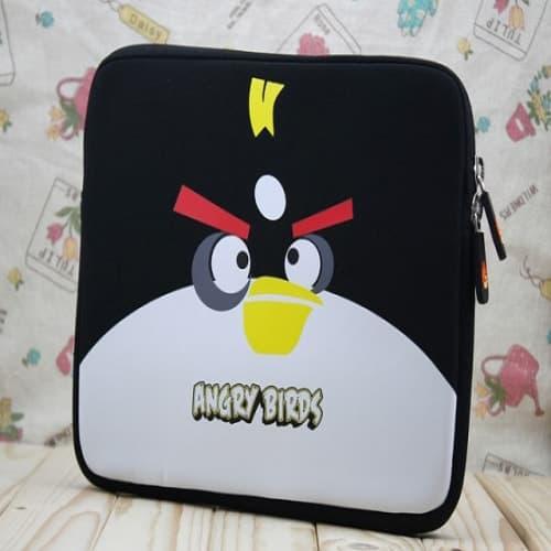 Black Bomber Neoprene iPad Sleeve