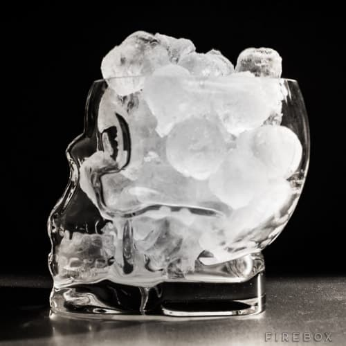 Brainfreeze Skull Ice Bucket