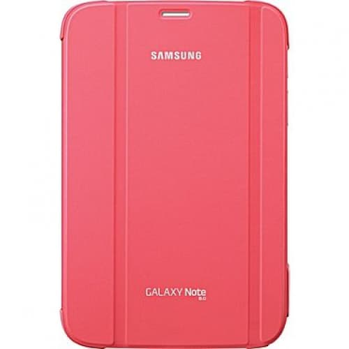 Samsung Galaxy Note 8.0 Book Cover Berry Pink