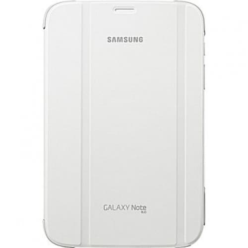 Samsung Galaxy Note 8.0 Book Cover White