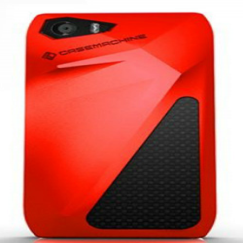 CaseMachine Sesto for iPhone 5 5s Red