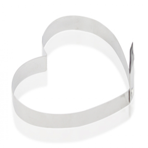 Heart Shape Egg Utensil