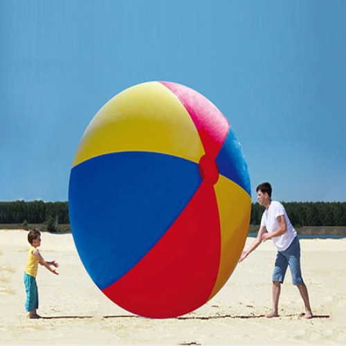Giant Inflatable Beach Ball 8.2ft Diameter