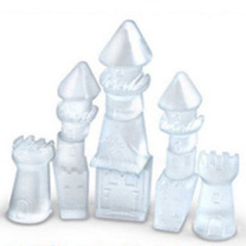 Chess Pieces Silicone Ice Cube Tray