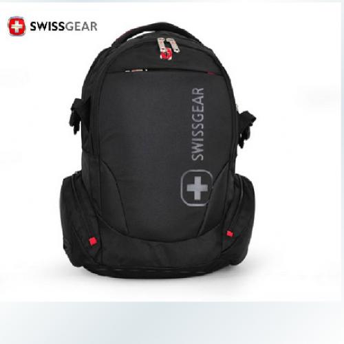 "Wenger Swissgear Notebook Laptop Backpack Sa-8118 15.6"" Color Black"