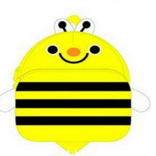 Kids Preschool Kindergarten Cute Backpack Rucksack Bee