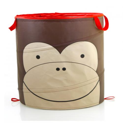 Kids Pop-Up Animal Hamper Monkey