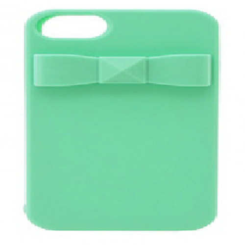 Kate Spade New York Stud Bow Bud Green iPhone 5 5s Case