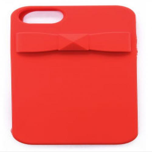 Kate Spade New York Stud Bow Surprise Orange iPhone 5 5s Case
