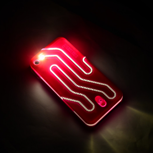 Sparkbeats LED Effect Case for iPhone 5 5s