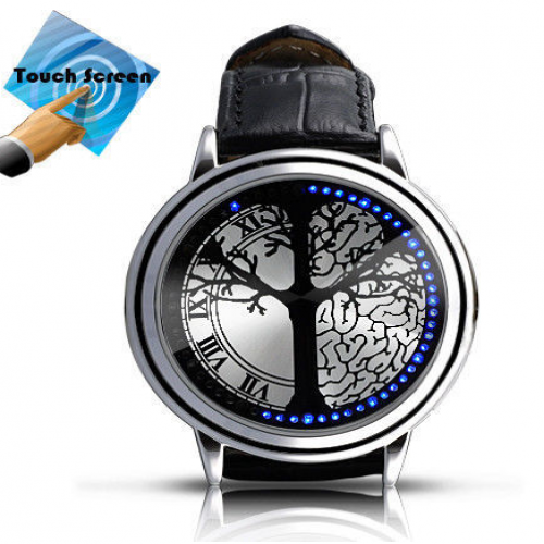 Stylish Touch Screen LED Designer Watch