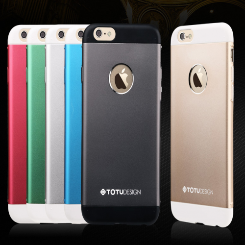 Totu Design Apple Logo Case for iPhone 6 Plus