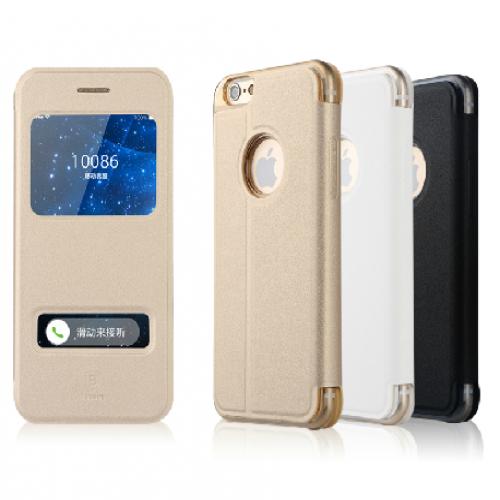 Baseus Flip Pure View Case for iPhone 6
