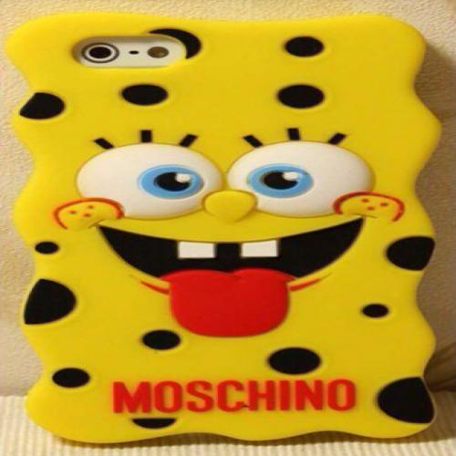 Spongebob 3D Case for iPhone 5 5s