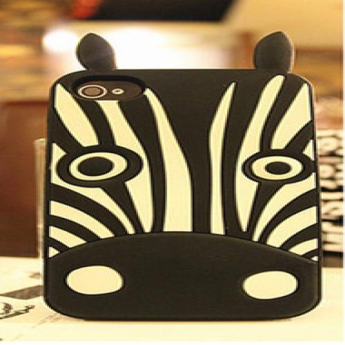 Marc Jacobs Julio the Zebra iPhone 6 Case