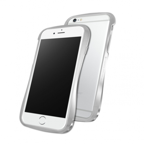 Draco 6 Deff Cleave Japan Aluminum Bumper for iPhone 6 Astro Silver