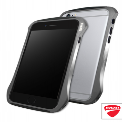 Draco 6 Deff Cleave Japan Aluminum Bumper for iPhone 6 Graphite Gray