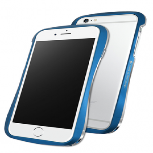 Draco 6 Deff Cleave Japan Aluminum Bumper for iPhone 6 Electric Blue