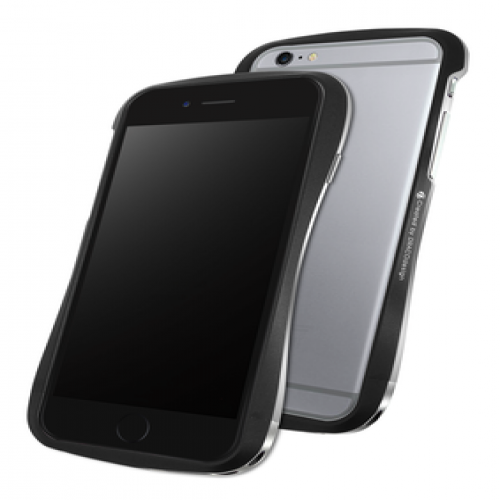 Draco 6 Deff Cleave Japan Aluminum Bumper for iPhone 6 Meteor Black