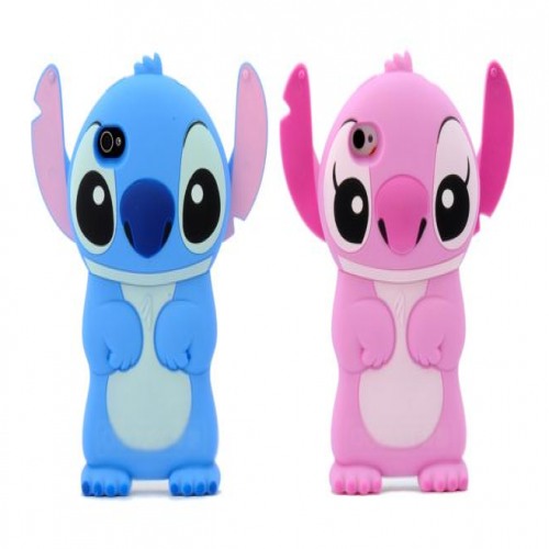 3D Disney's Stitch Full Protection iPhone 6 Case