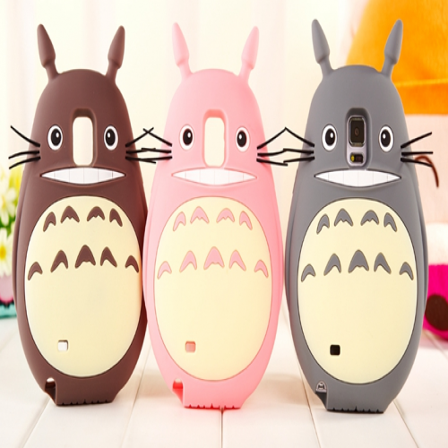 Totoro 3D Case for Galaxy Note 4