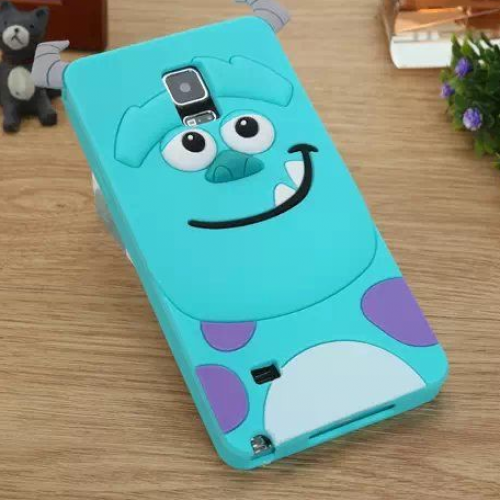 Monsters Inc Sully Case for Galaxy Note 4