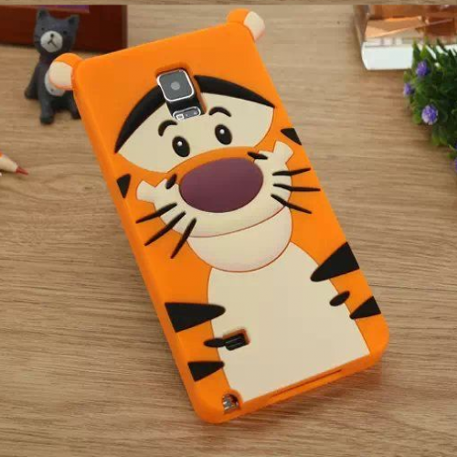 Winnie the Pooh Tiger Case for Galaxy Note 4