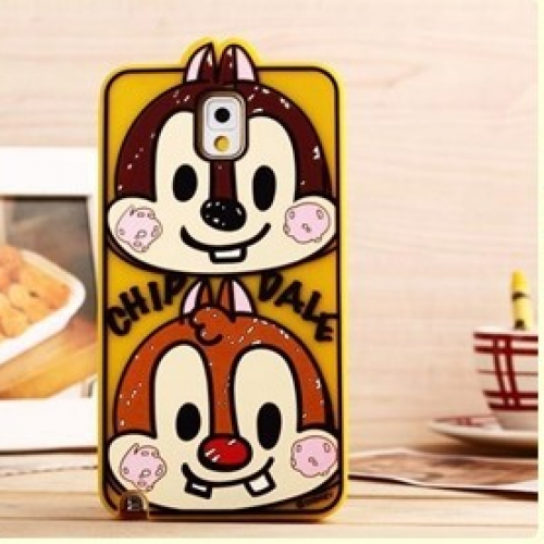 Chip and Dale Case for Galaxy Note 4