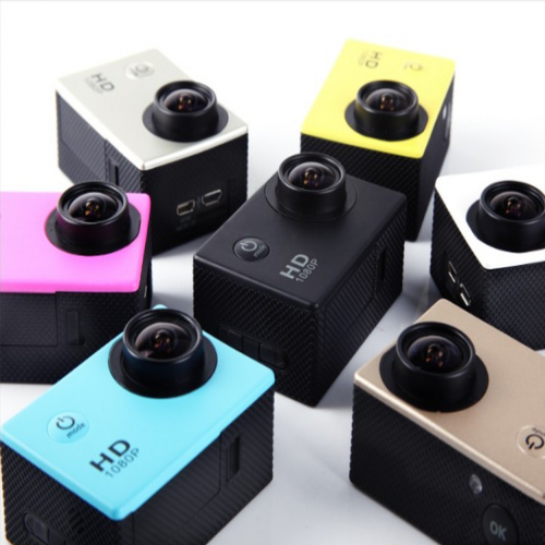 Action Camera Waterproof Sports DV Wifi Full HD Camera Camcorder Gopro Alternative Style SJ4000