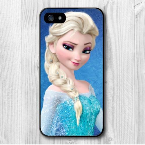 Frozen Elsa Case for iPhone 4 4S