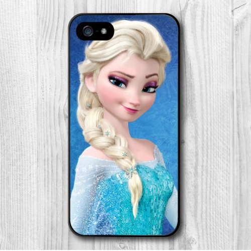 Frozen Elsa Case for iPhone 6 Plus