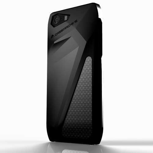 CaseMachine Sesto for iPhone 5 5s Black