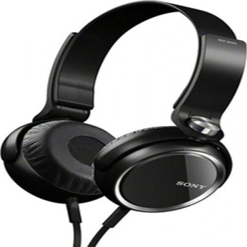 Sony MDR XB400 Black Headphones