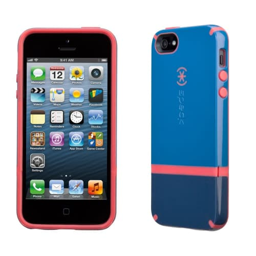 Speck Candyshell Flip iPhone 5 - Harbor/Dark Harbor/Coral