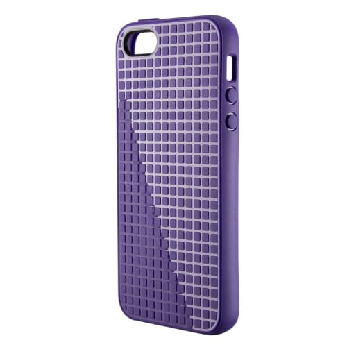 Speck Pixelskin HD iPhone 5 - Grape Purple