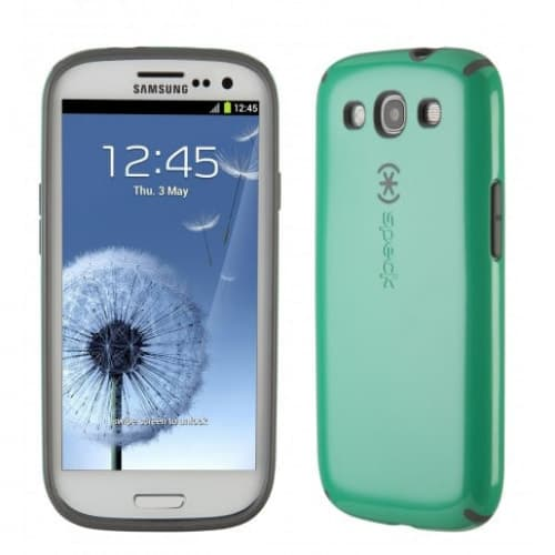 Speck Candyshell for Samsung Galaxy S III S3 - Malachite / Graphite
