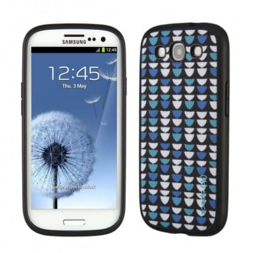 Speck FabShell FishyScales Blue for Samsung Galaxy S III S3