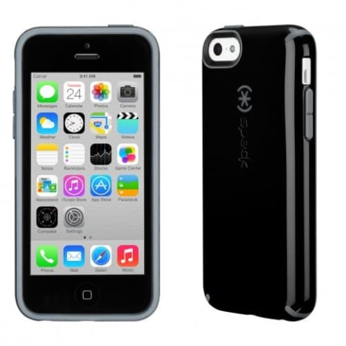 Speck Candyshell for iPhone 5C  Black Slate Grey