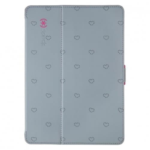 Speck StyleFolio Cases for iPad Air LoveSpace Nickel Raspberry